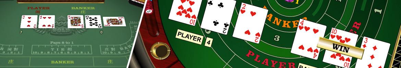 Cách chơi Baccarat game